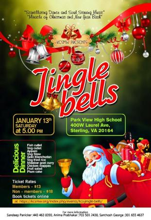 JIngle Bells flier